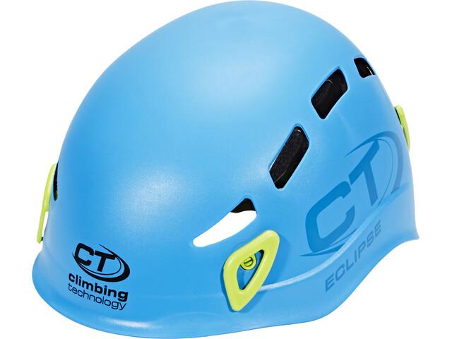 Climbing Technology Eclipse Helm Kinderen, blauw